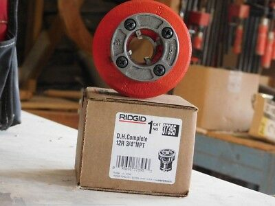 "3/4"" Ridgid pipe thread Die- new in box"