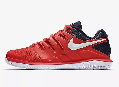 Nike Air Zoom Vapor X Hc Mens Tennis Trainers Multiple Sizes New RRP £120.00