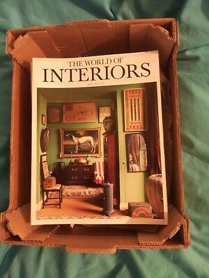 Year  1991 World Of Interiors