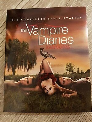 The Vampire Diaries - Staffel 1 [Blu-ray] Zustand sehr gut