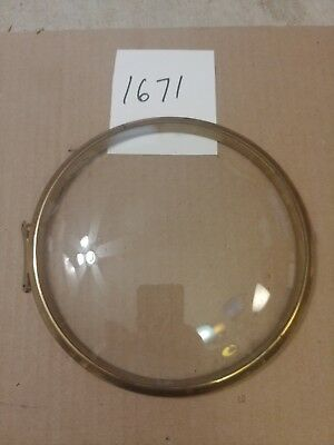 Smiths  Westminster Chimes Mantle Clock  Bezel & Glass