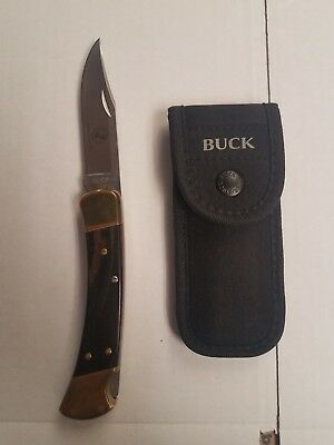 Buck Knives 110 Hunter Knife Boone and Crockett Club 2012 Collector's Series