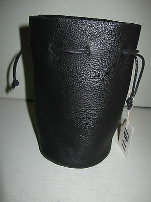 Fb-11 Black  Flat Bottom Bag Ideal For Coins, Gems Or Marbles Ship Free In  Usa