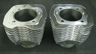 "Ultima Polished 4.00"" Front Cylinder for Ultima 107"" and 113"" Engines"
