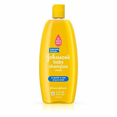 Johnson's Baby Shampoo, 15 Fl. Oz (Pack of 2)