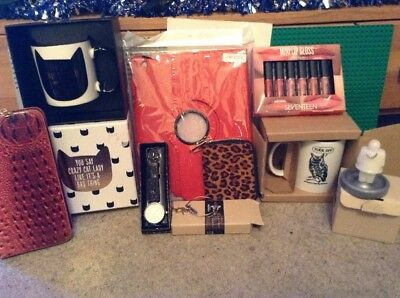 Gifts  Joblot Of Various Items All Brand New Bundle Of Gifts Free Post