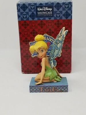 Jim Shore Disney Traditions Tinkerbell Pixie Pose 4008082 Avon Exclusive