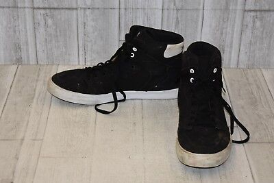 promo code d4cf8 f2ebe Supra Vaider Skateboarding Shoes, Mens Size 14, Black