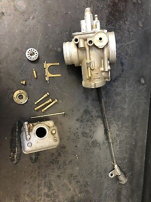 DELLORTO PHM 40 Carburetor Husaberg 501 Ktm carb Parts Only