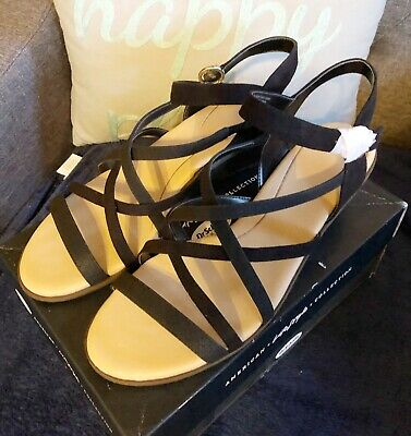 7e34297559f6 DR SCHOLLS GEMINI Wedge Sandals Size 11 -  29.99