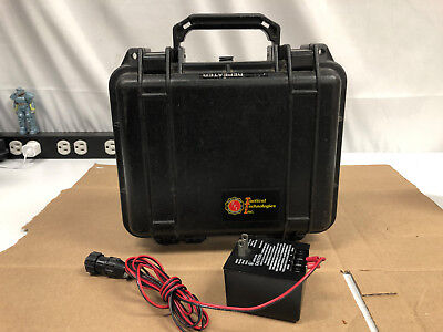 Intelligence Enforcement TTI Echo II Repeater Pro Law Enforcement Surveillance