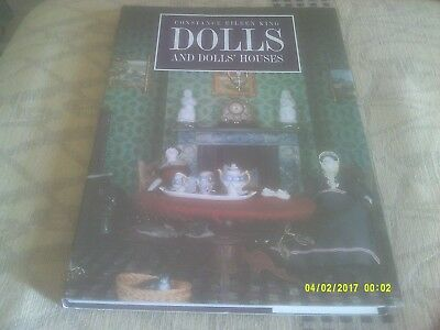 Dolls And Dolls Houses Book - Dolls, Houses, Rooms, Furniture, Collecting,