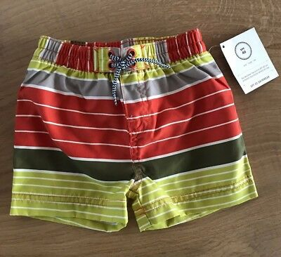 Tea Collection Baby Swim Trunks Shorts 6-12mos