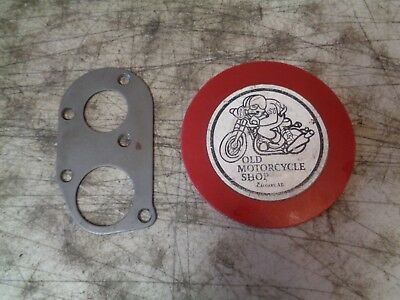 Post 1977 Can Am 175 Bearing Retainer Plate