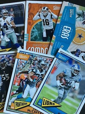 2018 Panini Classics Football Numbered Insert - Pick Your Player