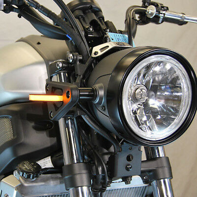 Yamaha XSR 700 Front Turn Signals - New Rage Cycles