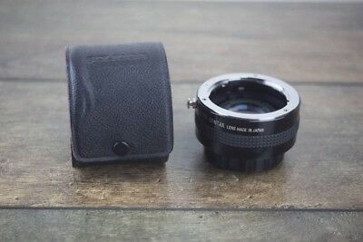 Soligor Auto MP Tele Converter Lens 2X to Fit Contax - Made in Japan