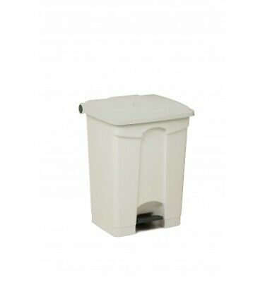 CONTAINER 45L blanc couvercle blanc