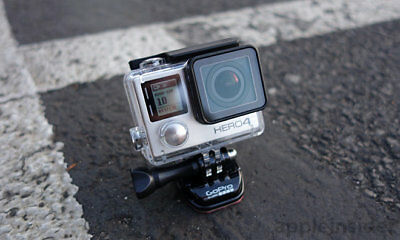 GoPro HERO 4 HERO4 Black Edition CHDHX-401