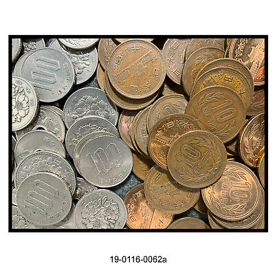 Lot of Unsearched Japanese Exchange Yen (4380 Yen Face)