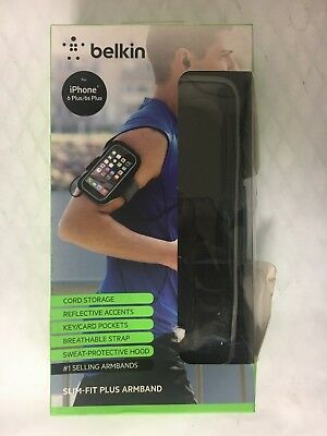 *BOX DAMAGE* Belkin Slim-Fit Plus Carrying Case (Armband) for iPhone 6/6S Plus