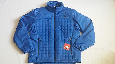 The North Face Men's Frequentative Quilted Puffer Full Zip Jacket NEW Great Gift