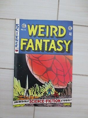 EC Classic Reprints #5 (EC Comics, 1973) NM Weird Fantasy #13