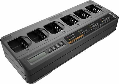 Motorola - PMPM4284A - IMPRES 2 Multi unit Charger with Display