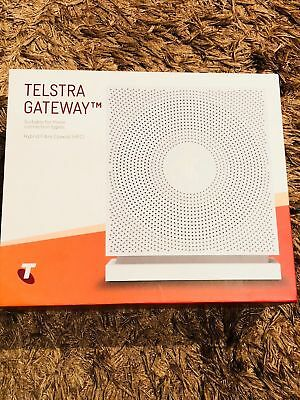 New,  Sealed Telstra Box,Telstra Sagemcom F@st 5355 Gateway Modem, NBN Ready.