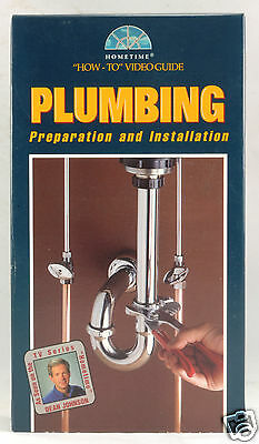 Plumbing - Preparation And Installation - Hometime How To Videoguide