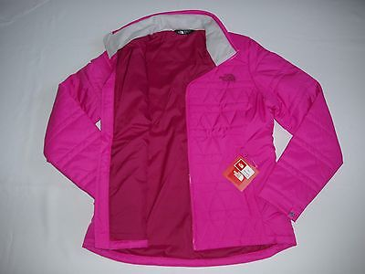 NEW THE NORTH FACE Women's Dani Puffer Insulated Full Zip Jacket Coat Great Gift