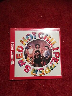 Red hot chili peppers cd Great