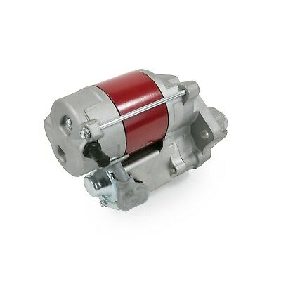 RED Mopar Dodge Chrysler V8 1.9 HP Mini Starter SB / BB / HEMI Denso Style HD