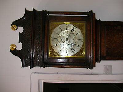 Longcase Clock by James Roper, Shepton Mallet