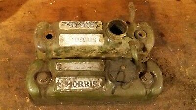 Mini Cooper Mk1 Rocker Cover Box Breather Type Tin Top 1275 998 Engine Head Bmc