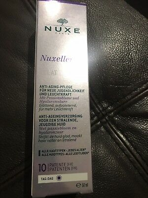 NEW Nuxe Nuxellence Eclat Youth & Radiance Revealing Anti-Aging Care  50 ml