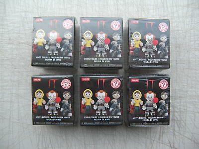 Funko Mystery Minis - IT - Walgreens Exclusive - Lot of 6 - Unopened