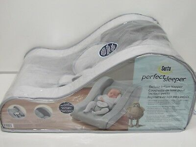 Serta Perfect Sleeper Deluxe Infant Napper #02423 Baby's Journey 24-48 Months