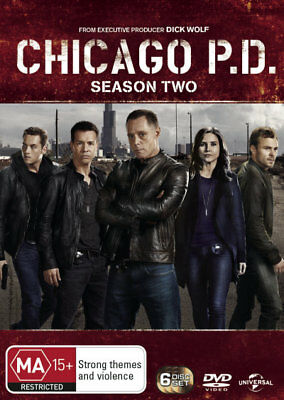 Chicago P.D.: Season 2  - DVD - NEW Region 4, 2