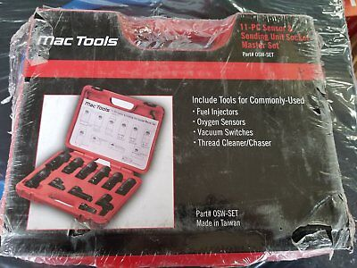Mac Tools OSW-SET 11-PC Sensor and Sending Socket Master Kit