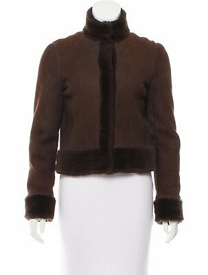 Tory Burch Brown Suede Jacket - S/M (6)