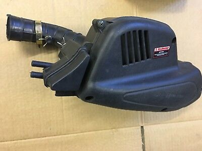 Air Filter Box Lexmoto Milano AJS Modena 125