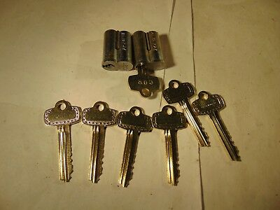 2 Best 7 Pin J Keyway Cores With One Core Key And 6 Kkeys        Locksmith