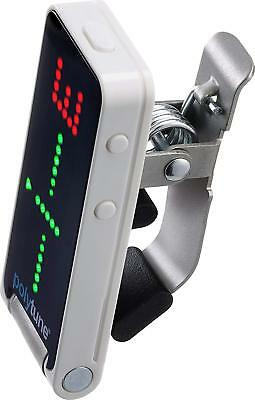 TC Electronic PolyTune Clip - Clip-on Polyphonic Tuner for Guitar