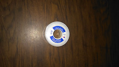 """ONE ROLL PTFE THREAD SEAL TEFLON PIPE TAPE 1""""wide X 1296""""long"""