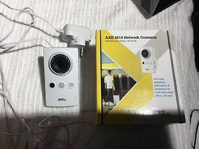 AXIS M1065-LW W/IR  Wireless Network Camera with built in IR