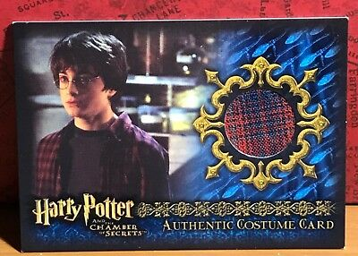 Harry Potter Chamber of Secrets C1 #103 Daniel Radcliffe Shirt Artbox