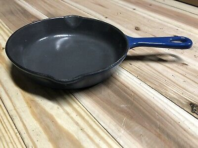 "Vintage Le Creuset Enameled Cast Iron Pan 6.5""  #16 Made in France"
