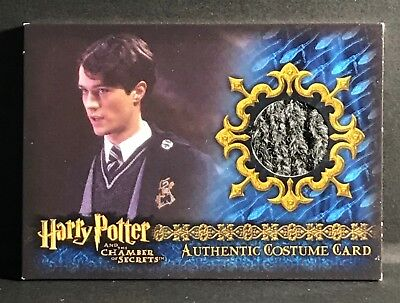 Harry Potter Chamber of Secrets C6 #115 Tom Riddle Artbox Christian Coulson