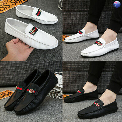 Men's Driving Loafers Smart Moccasins Slip on Casual Espadrilles Penny Shoes